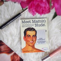 Meet Matt Nude, czyli gorąca paleta od The Balm