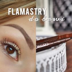 Jeszcze bardziej precyzyjne brwi: flamastry Catrice Longlasting Brow Definer