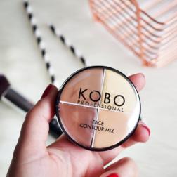 KOBO Contouring Mix: konturowanie na mokro