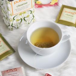 Filozofia herbaty, czyli odchudzanie w… tłusty czwartek