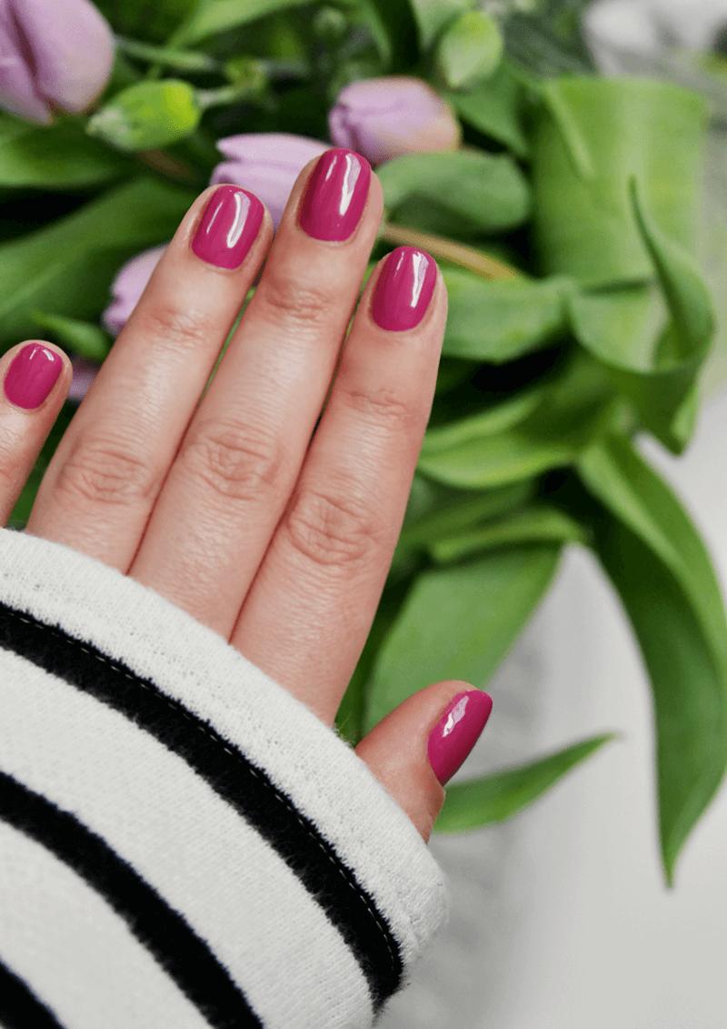 Hybryda Na Krótkich Paznokciach Kompletny Manicure Miskejtpl