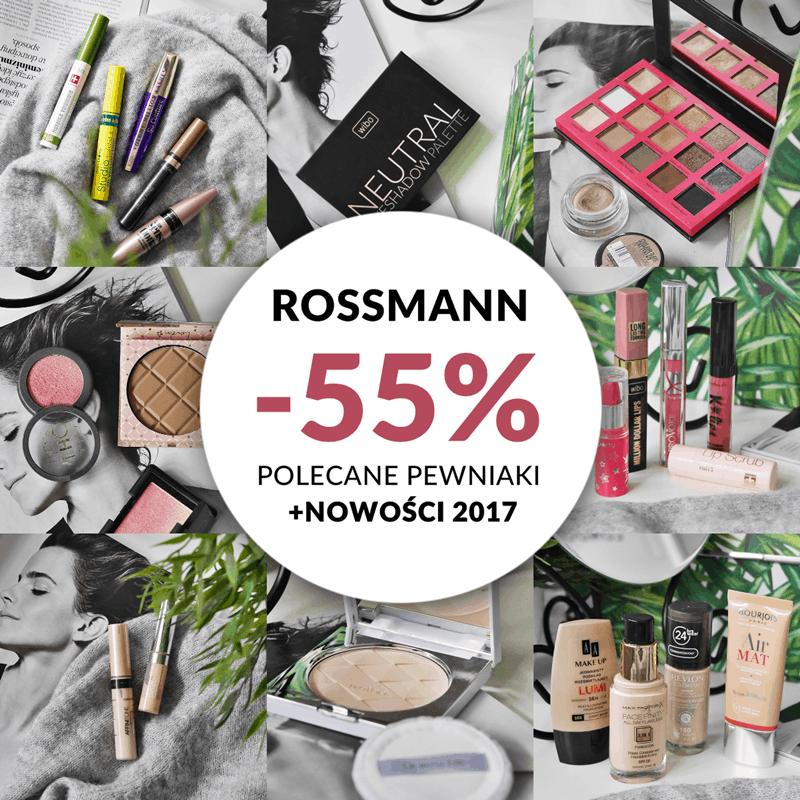 Rossmann -49 -55 promocja