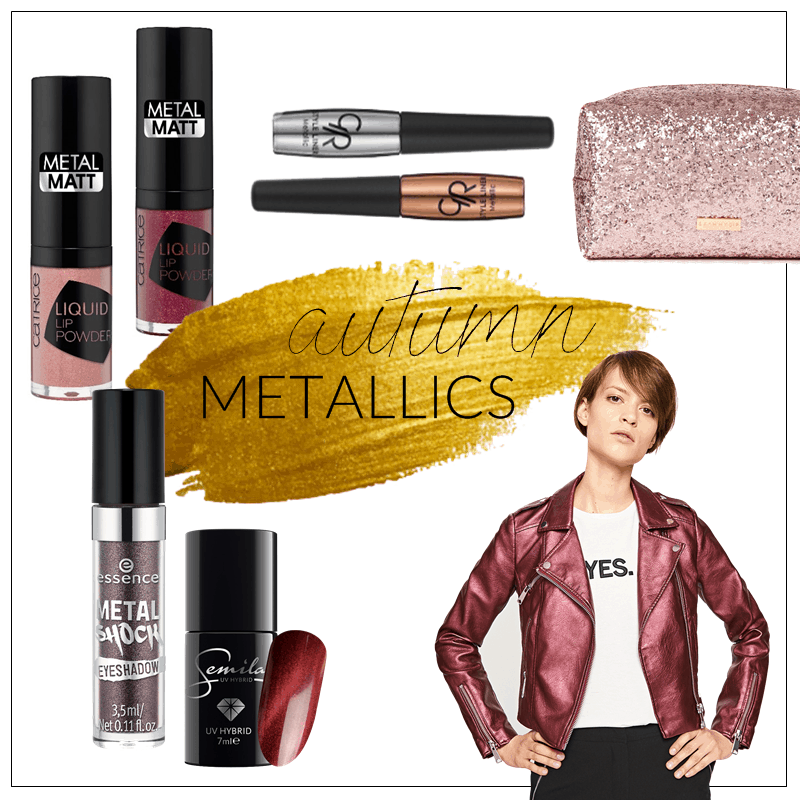 semilac cat eye metallics