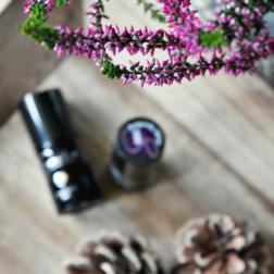 Wrzosem malowane: pierwszy jesienny manicure