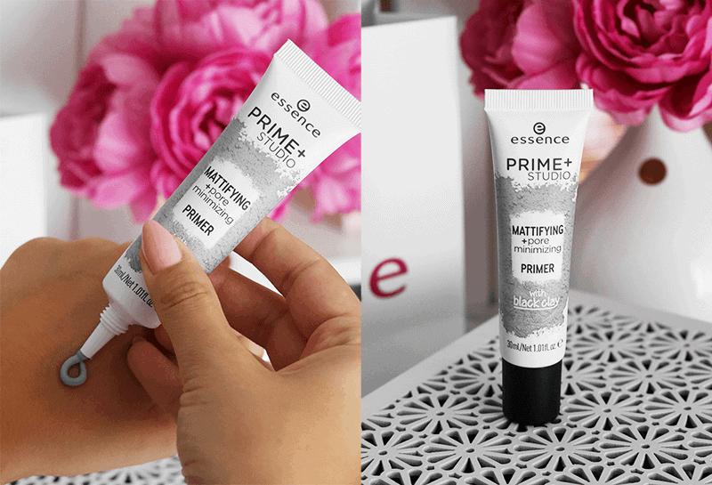 Baza Prime + Studio Mattifying + Pore Minimizing