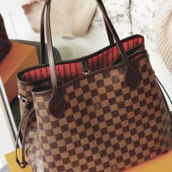 Louis Vuitton Neverfull Damier Ebène MM – po co, za co, na co?