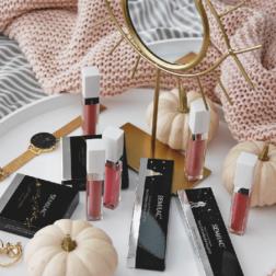Jesienne nowości do makijażu SEMILAC: nowa odsłona pomadek i rewelacyjne palety