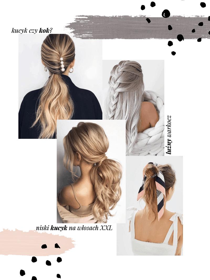 łatwe upięcia włosów