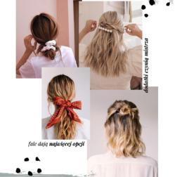Proste i efektowne upięcia włosów – czyli, jak dobrze wyglądać na co dzień