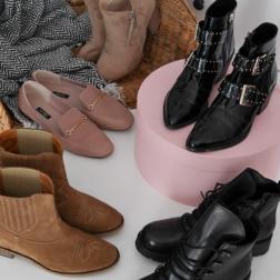 Najlepsze buty na jesień: botki, mokasyny i kowbojki